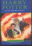 Harray Potter and the hal blood Prince