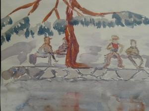 Peinture pars