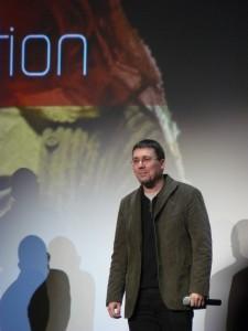 Elio Quiroga, réalisateur des Témoins du Mal
