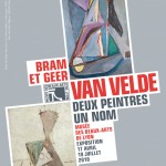 Exposition Bram et Geer Van Velde