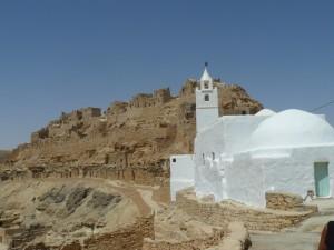 Village berbère en Tunisie