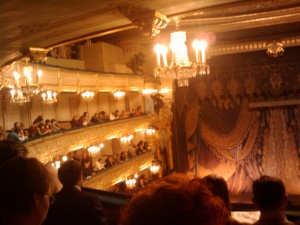 Opéra à Saint-Petersbourg