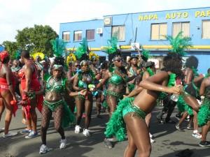 Carnaval Sainte-Lucie